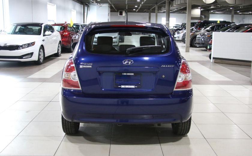 2011 Hyundai Accent L #5