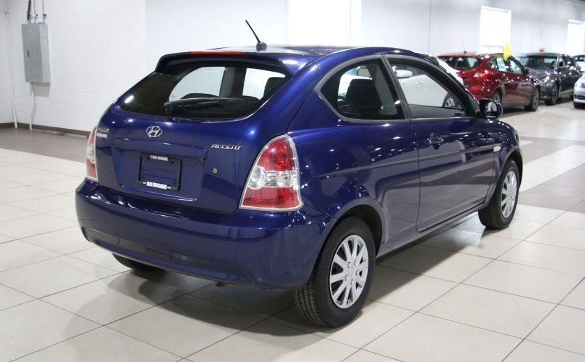 2011 Hyundai Accent L #6
