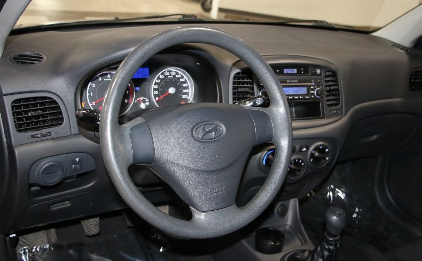 2011 Hyundai Accent L #8