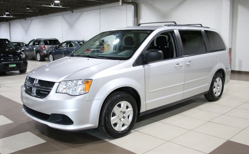 2011 Dodge GR Caravan SE AUTO A/C GR ELECT STOW'N GO 7 PASS #2