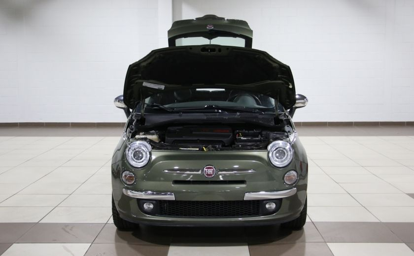 2012 Fiat 500 Lounge AUTO A/C CUIR TOIT MAGS BLUETOOTH #21