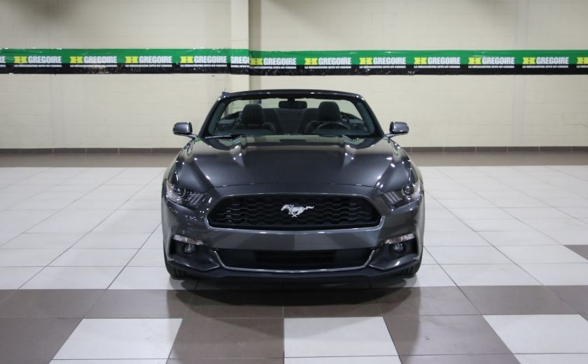 2016 Ford Mustang V6 CONVERTIBLE AUTO A/C MAGS BLUETOOTH #1