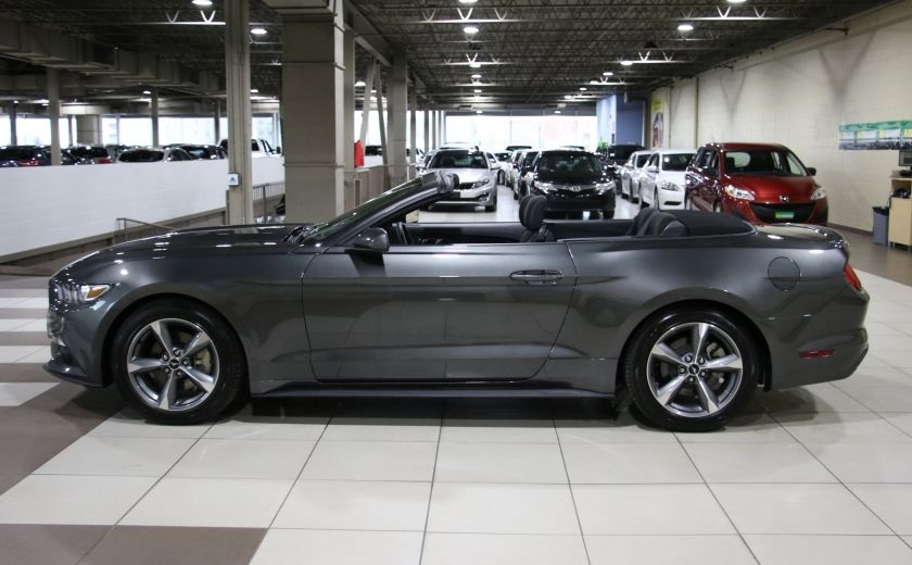 2016 Ford Mustang V6 CONVERTIBLE AUTO A/C MAGS BLUETOOTH #3