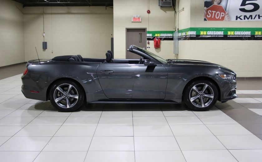 2016 Ford Mustang V6 CONVERTIBLE AUTO A/C MAGS BLUETOOTH #7