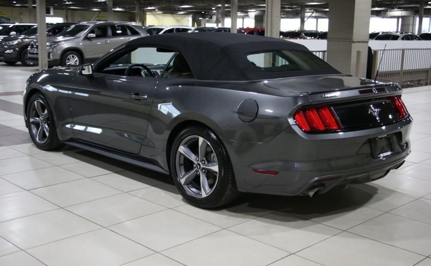 2016 Ford Mustang V6 CONVERTIBLE AUTO A/C MAGS BLUETOOTH #10