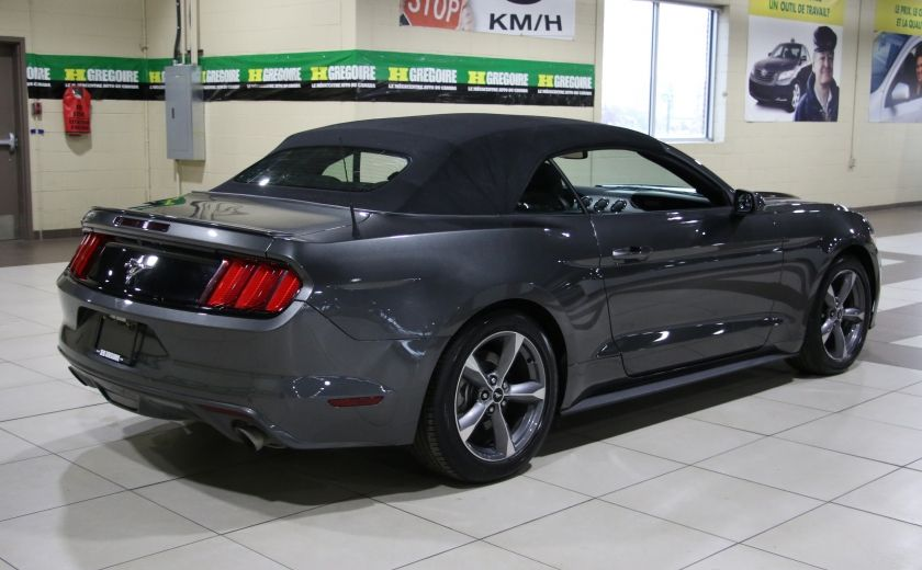 2016 Ford Mustang V6 CONVERTIBLE AUTO A/C MAGS BLUETOOTH #11