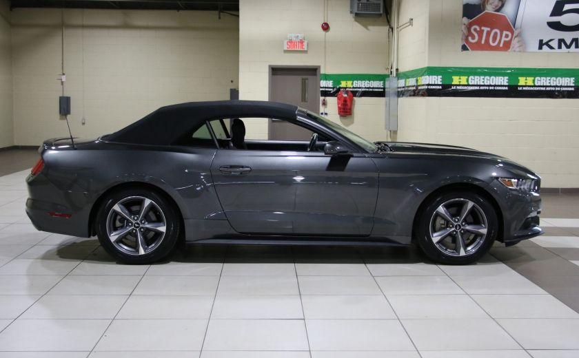 2016 Ford Mustang V6 CONVERTIBLE AUTO A/C MAGS BLUETOOTH #12