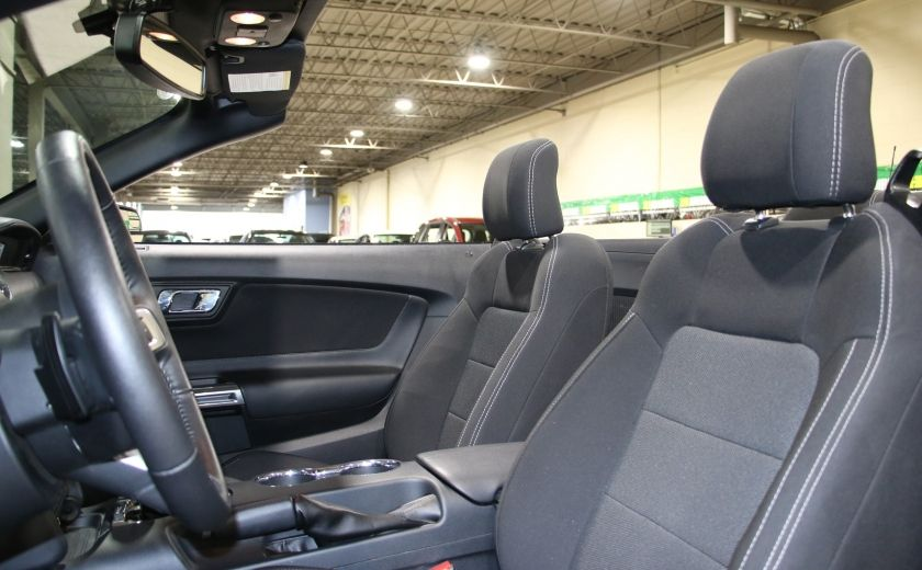 2016 Ford Mustang V6 CONVERTIBLE AUTO A/C MAGS BLUETOOTH #14