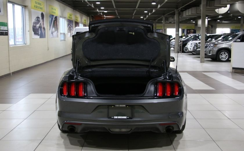 2016 Ford Mustang V6 CONVERTIBLE AUTO A/C MAGS BLUETOOTH #31
