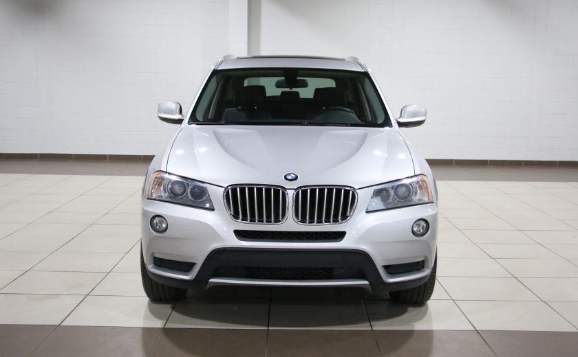 2013 BMW X3 28i AWD AUTO A/C CUIR TOIT MAGS #1