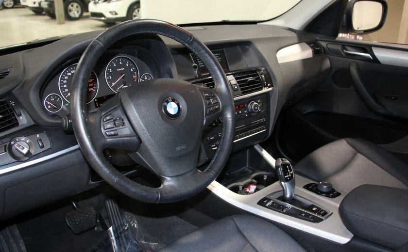 2013 BMW X3 28i AWD AUTO A/C CUIR TOIT MAGS #8