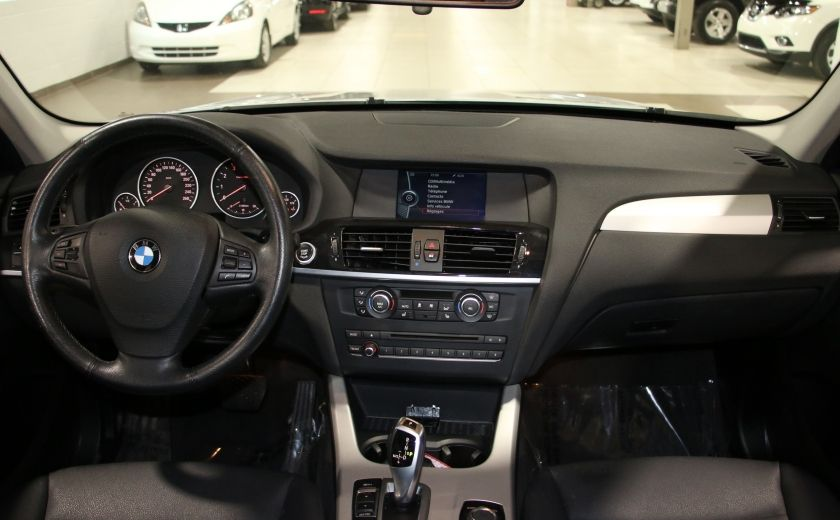 2013 BMW X3 28i AWD AUTO A/C CUIR TOIT MAGS #13
