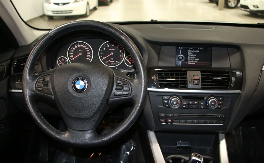 2013 BMW X3 28i AWD AUTO A/C CUIR TOIT MAGS #14