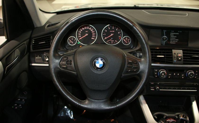 2013 BMW X3 28i AWD AUTO A/C CUIR TOIT MAGS #15