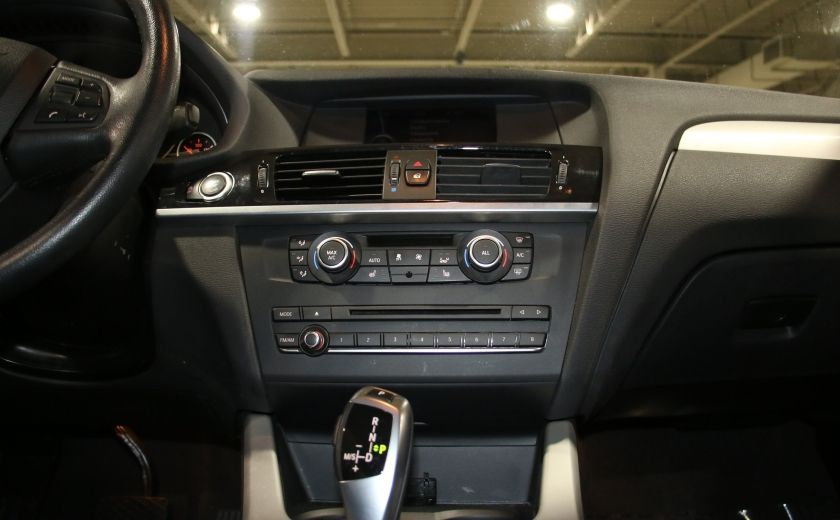 2013 BMW X3 28i AWD AUTO A/C CUIR TOIT MAGS #16