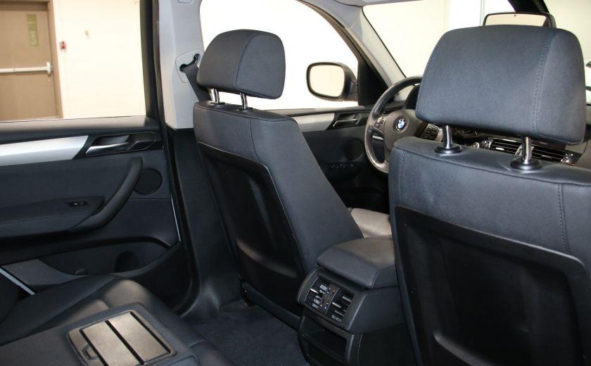 2013 BMW X3 28i AWD AUTO A/C CUIR TOIT MAGS #22
