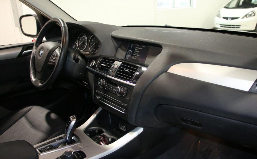 2013 BMW X3 28i AWD AUTO A/C CUIR TOIT MAGS #24