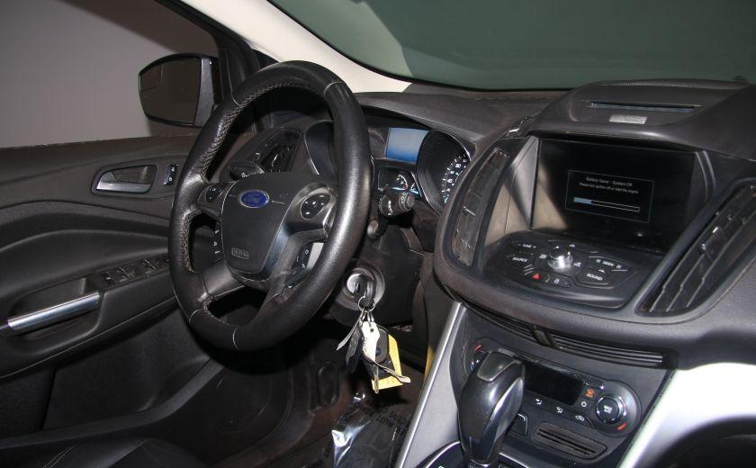 2013 Ford Escape SE AWD AUTO A/C CUIR MAGS BLUETOOTH #17