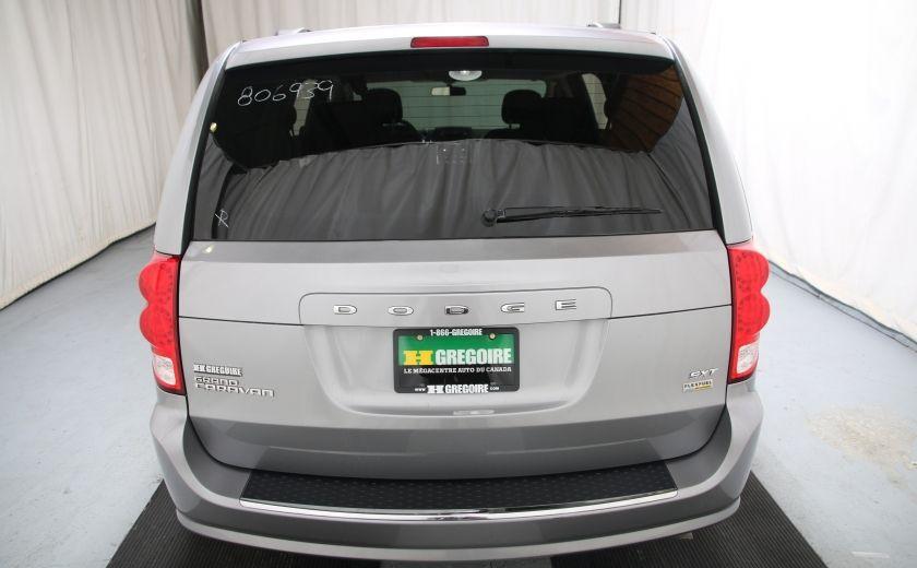 2015 Dodge GR Caravan SXT AUTO A/C GR ELECT #4