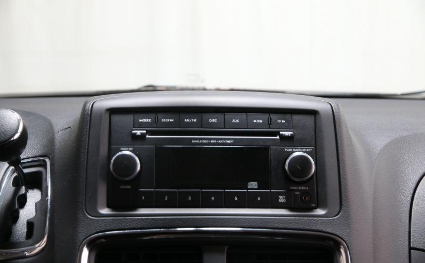 2015 Dodge GR Caravan SXT AUTO A/C GR ELECT #12