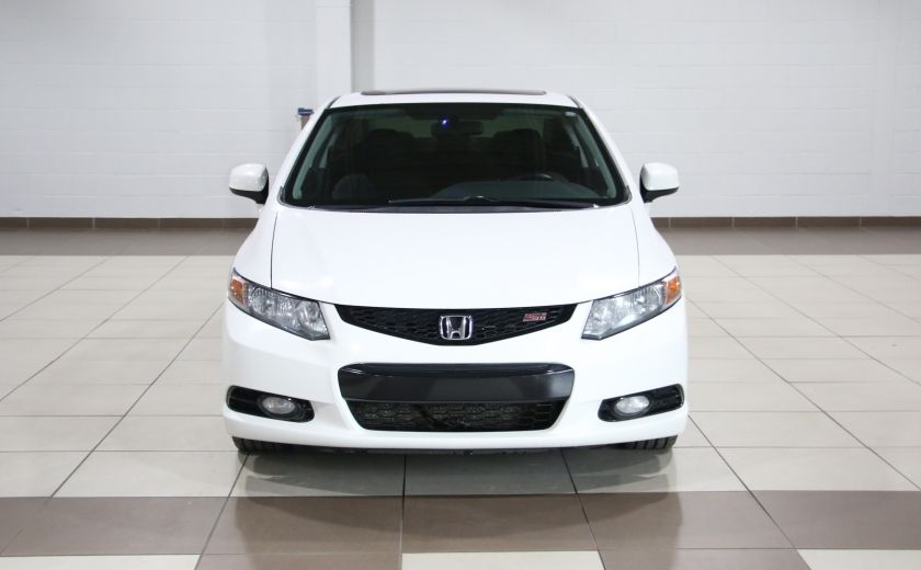 2012 Honda Civic Si A/C TOIT MAGS BLUETOOTH #1