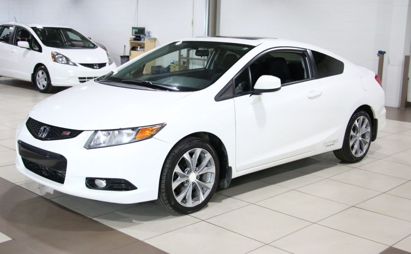 2012 Honda Civic Si A/C TOIT MAGS BLUETOOTH #2