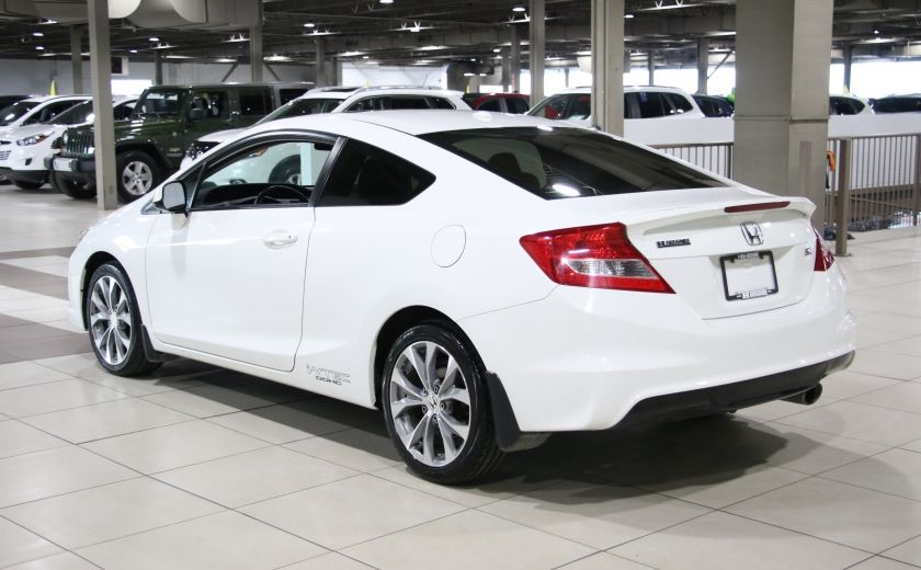 2012 Honda Civic Si A/C TOIT MAGS BLUETOOTH #4