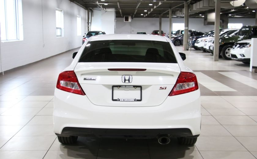 2012 Honda Civic Si A/C TOIT MAGS BLUETOOTH #5