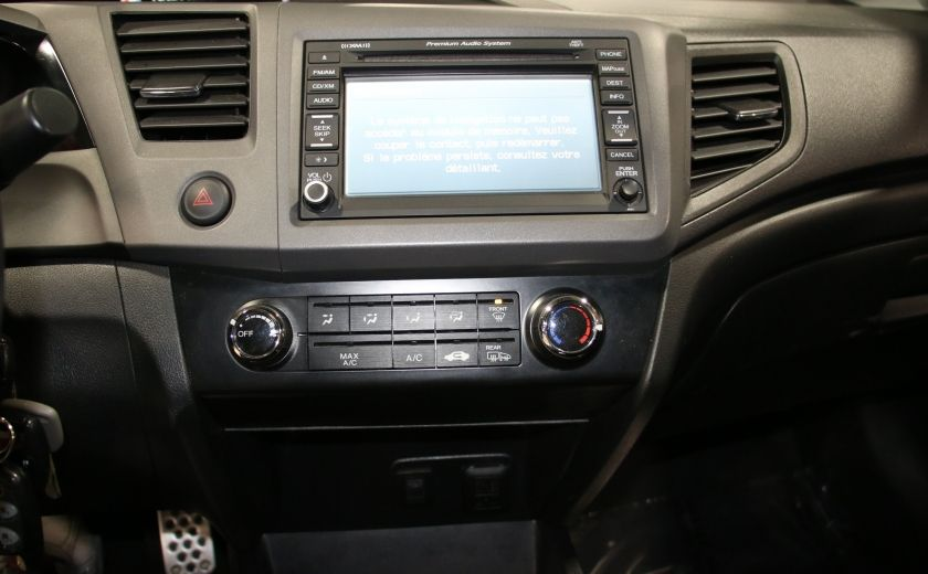 2012 Honda Civic Si A/C TOIT MAGS BLUETOOTH #12