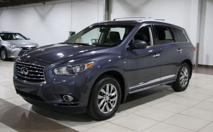 2014 Infiniti QX60 AWD AUTO A/C CUIR TOIT MAGS 7 PASS #2