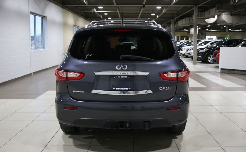 2014 Infiniti QX60 AWD AUTO A/C CUIR TOIT MAGS 7 PASS #5