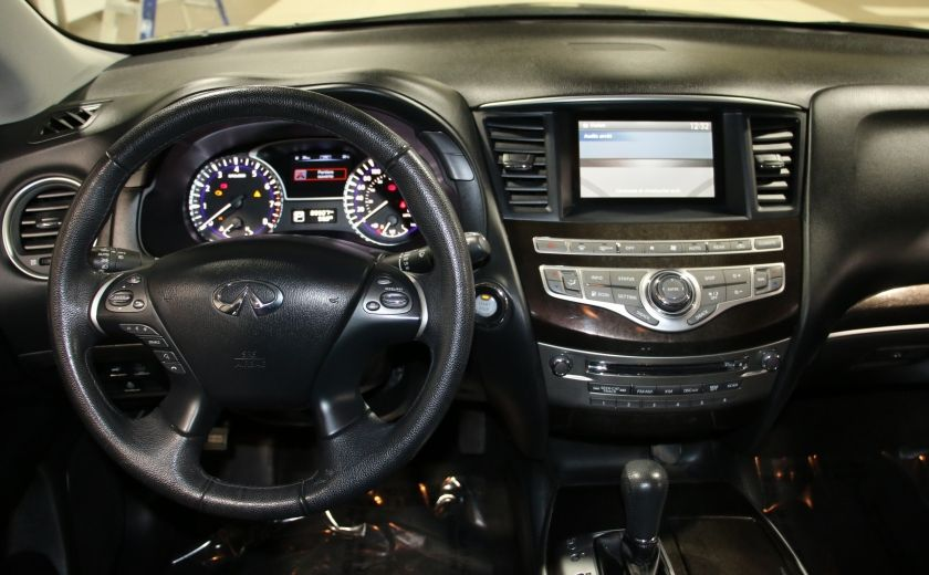2014 Infiniti QX60 AWD AUTO A/C CUIR TOIT MAGS 7 PASS #14