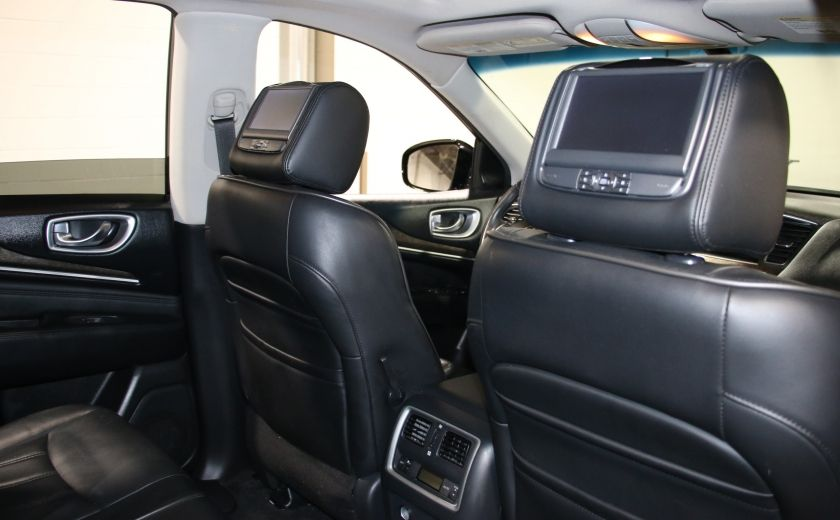 2014 Infiniti QX60 AWD AUTO A/C CUIR TOIT MAGS 7 PASS #26