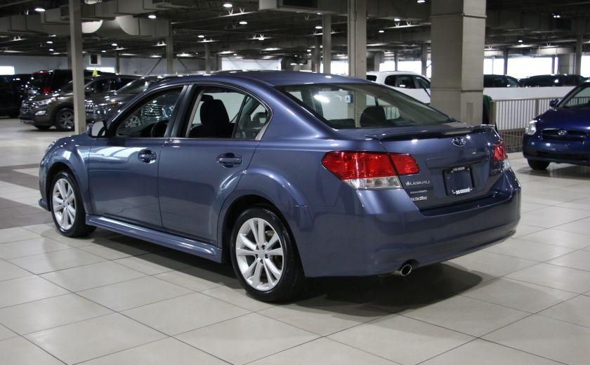2014 Subaru Legacy 2.5i Touring AWD AUTO A/C MAGS BLUETOOTH #4