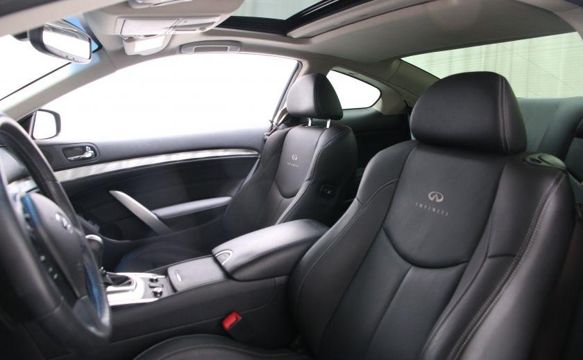 2014 Infiniti Q60 Sport AWD AUTO A/C CUIR TOIT MAGS CAMERA RECUL #11