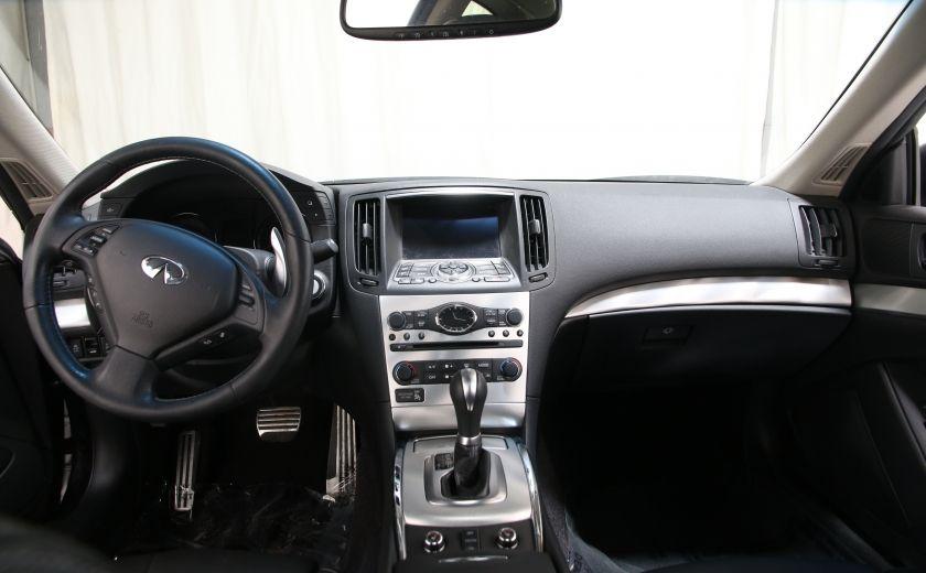 2014 Infiniti Q60 Sport AWD AUTO A/C CUIR TOIT MAGS CAMERA RECUL #12