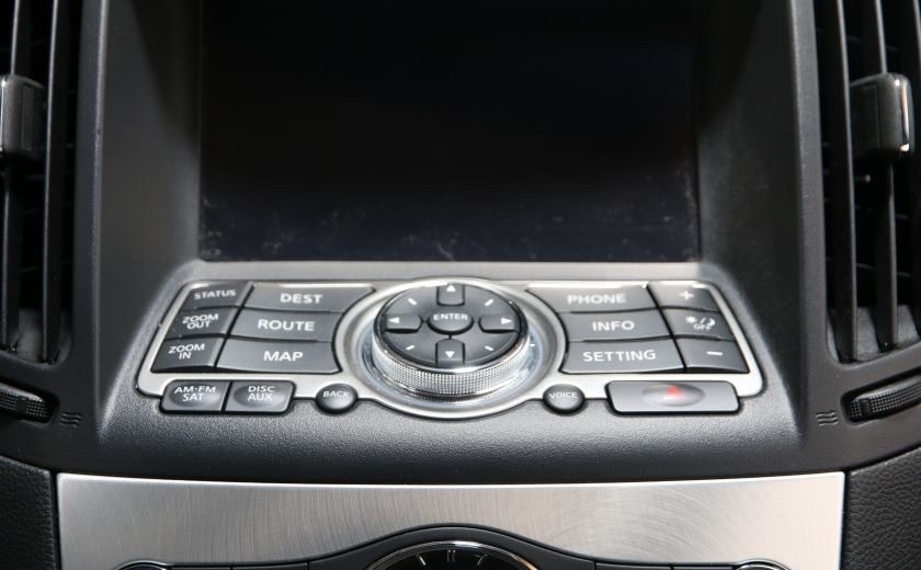 2014 Infiniti Q60 Sport AWD AUTO A/C CUIR TOIT MAGS CAMERA RECUL #14