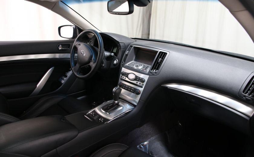 2014 Infiniti Q60 Sport AWD AUTO A/C CUIR TOIT MAGS CAMERA RECUL #18