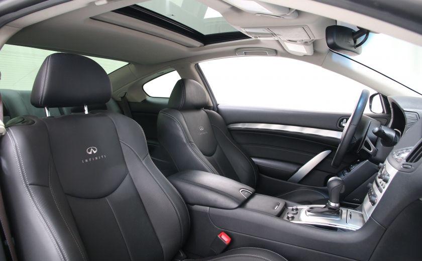 2014 Infiniti Q60 Sport AWD AUTO A/C CUIR TOIT MAGS CAMERA RECUL #20