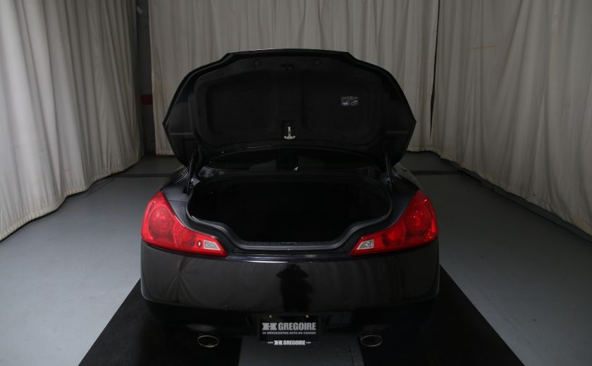 2014 Infiniti Q60 Sport AWD AUTO A/C CUIR TOIT MAGS CAMERA RECUL #24