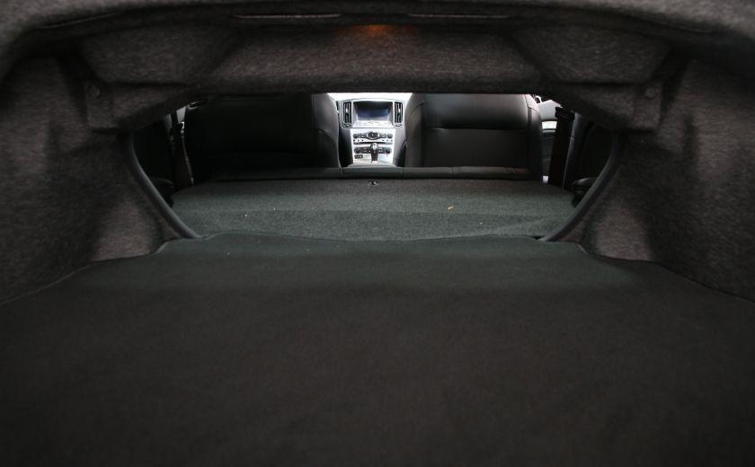2014 Infiniti Q60 Sport AWD AUTO A/C CUIR TOIT MAGS CAMERA RECUL #26