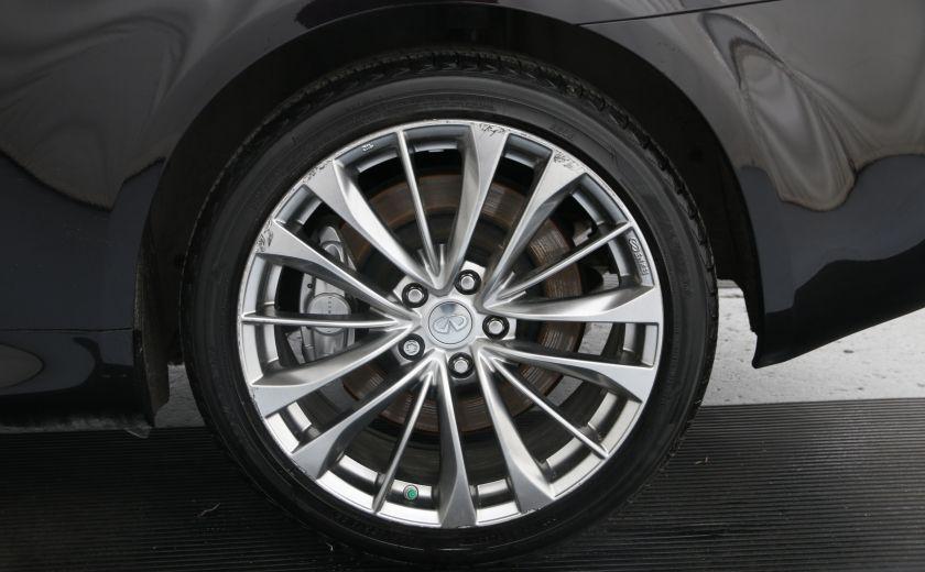 2014 Infiniti Q60 Sport AWD AUTO A/C CUIR TOIT MAGS CAMERA RECUL #27