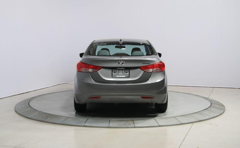 2013 Hyundai Elantra GL A/C GR ELECT BLUETOOTH #5