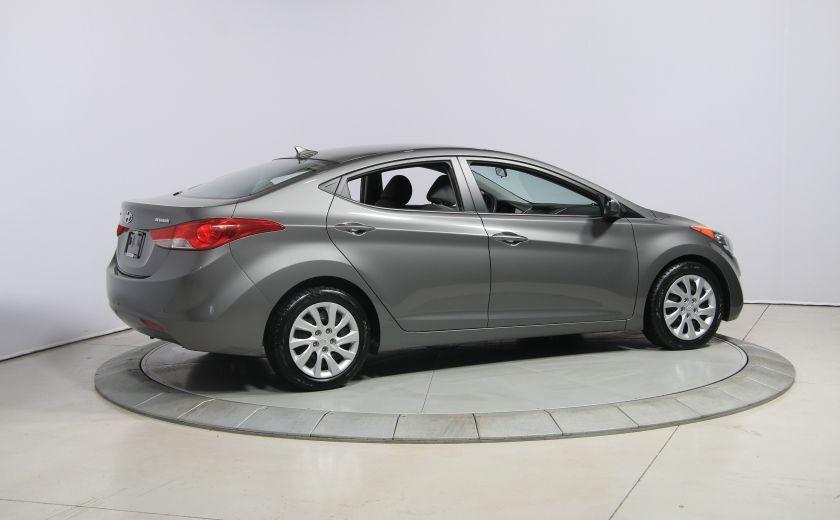 2013 Hyundai Elantra GL A/C GR ELECT BLUETOOTH #6