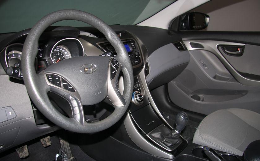 2013 Hyundai Elantra GL A/C GR ELECT BLUETOOTH #8