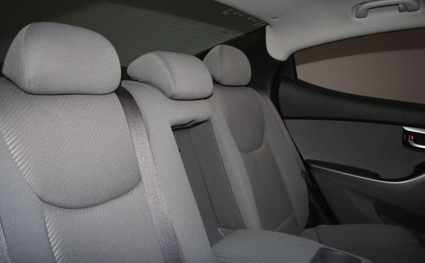 2013 Hyundai Elantra GL A/C GR ELECT BLUETOOTH #17