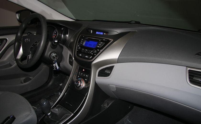 2013 Hyundai Elantra GL A/C GR ELECT BLUETOOTH #18