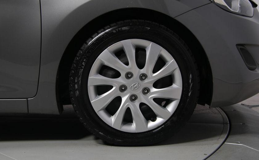 2013 Hyundai Elantra GL A/C GR ELECT BLUETOOTH #26