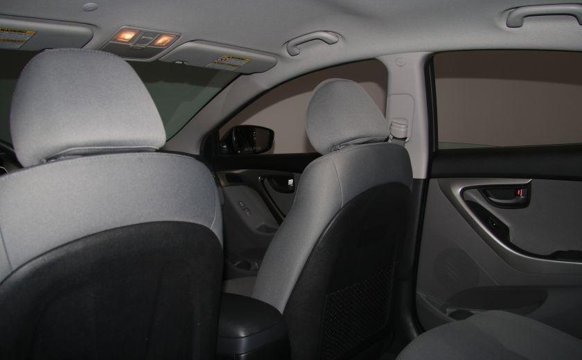 2013 Hyundai Elantra GL A/C GR ELECT BLUETOOTH #28