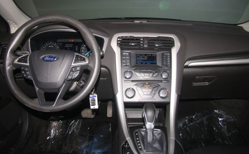 2014 Ford Fusion SE A/C GR ELECT MAGS BLUETOOTH #12